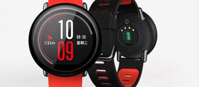 Huami Amazfit Xiaomi Smartwatch