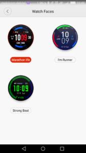 Xiaomi Amazfit Huami Smartwatch App 3