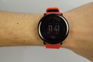 Xiaomi Huami Smartwatch Handgelenk 1