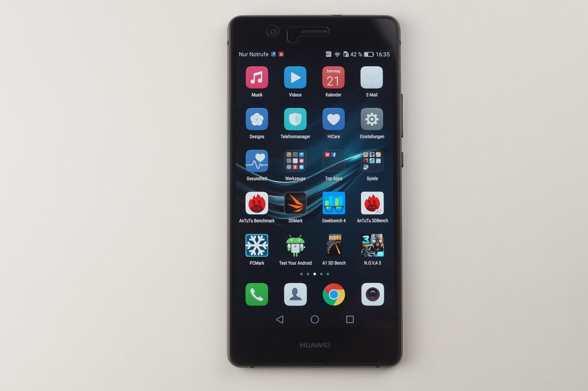 Huawei P9 Lite Display