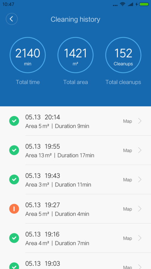 xiaomi smarthome cleaning 506x900