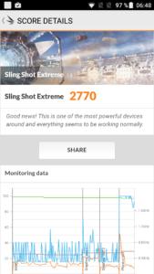 Oneplus 3T 3DMark Slingshot Extreme