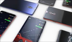 Tesla Concept Phone - Konzept Smartphone 2018