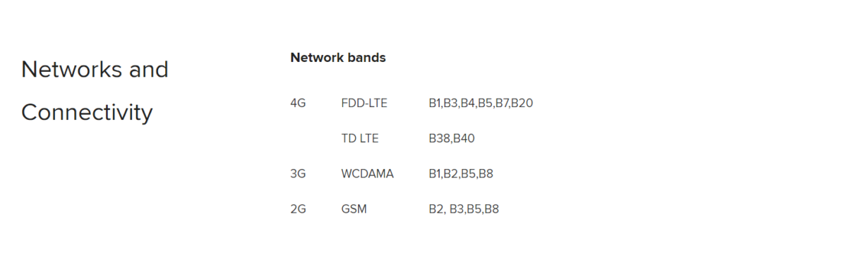 Xiaomi Redmi 4a International 1200x359