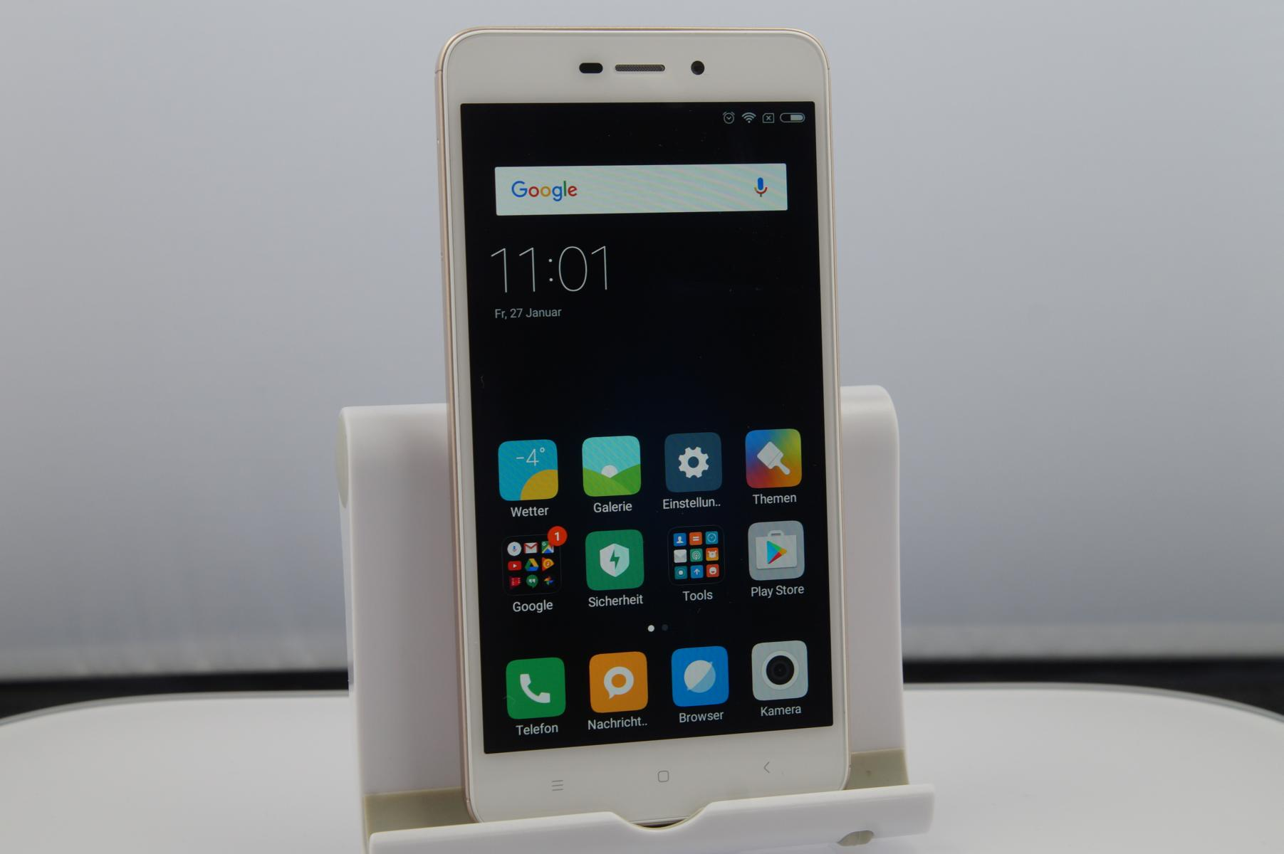 Xiaomi Redmi 4a Test 19 ...