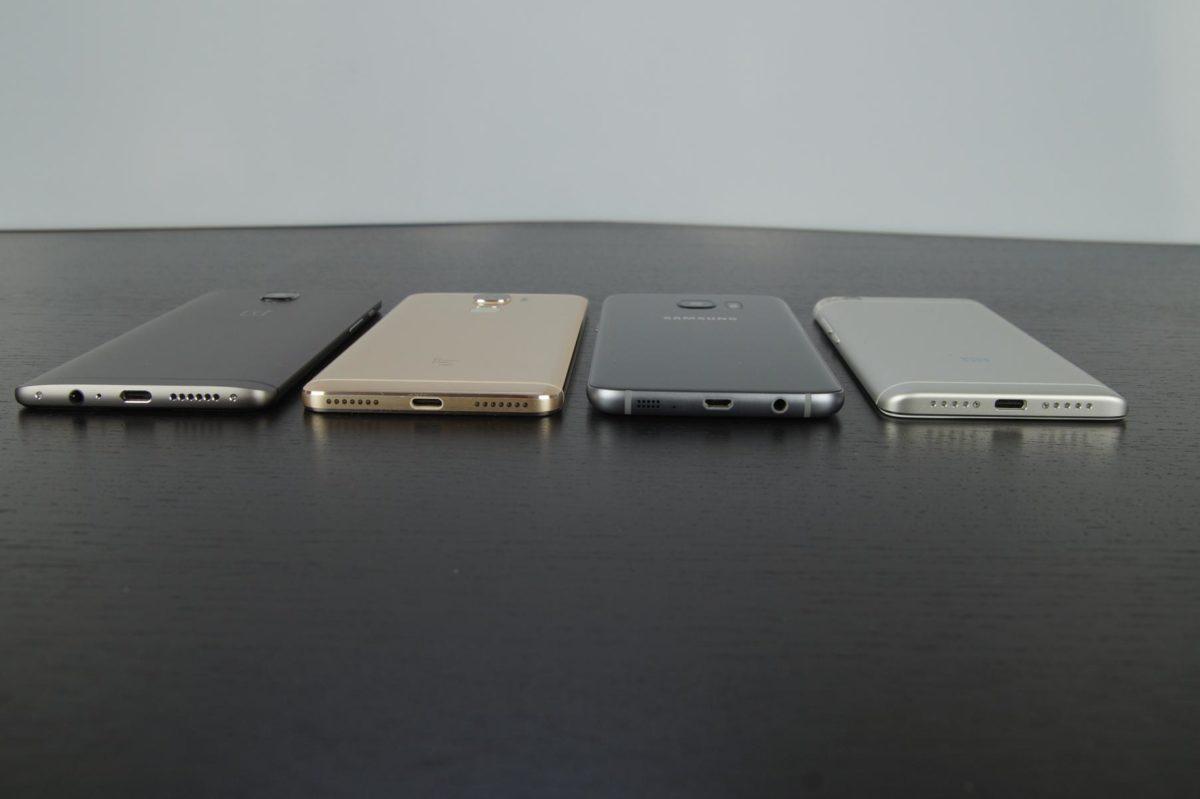 S7 Edge Mi5s Oneplus 3T Le Pro 3 3
