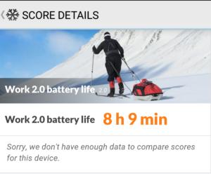 Xiaomi Mi5s Akkulaufzeit