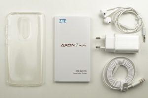 ZTE Axon 7 Mini Zubehör