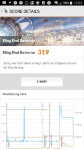ZTE Blade V8 Slingshot