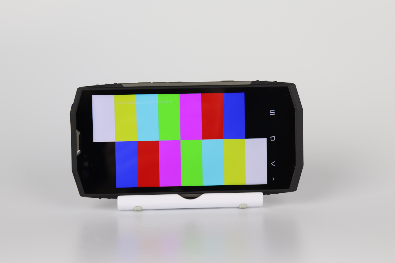 Blackview BV9000 Pro Test Display 1