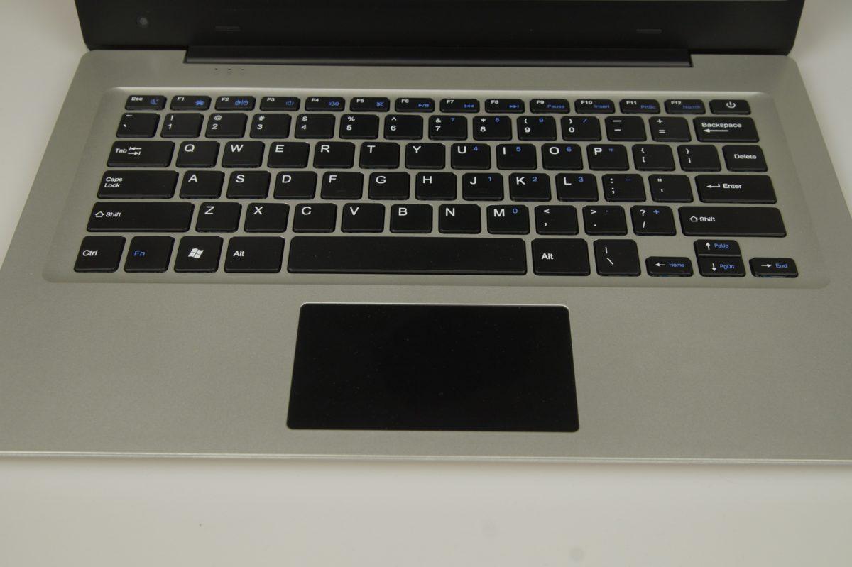 Jumper EZbook 3 Tastatur Touchpad 1200x799