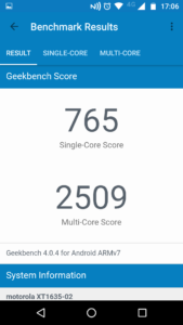 Lenovo MOTO Z Play Geekbench 4 1