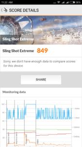 Xiaomi Mi5c 3D mark 169x300