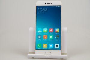 Xiaomi Mi5c Display 1