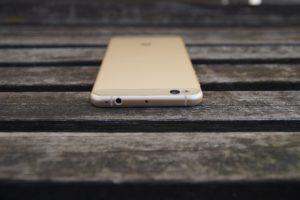 Xiaomi mi5c Design Verarbeitung 5