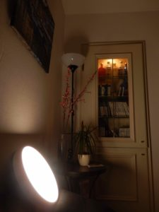 Yeelight Ceiling - Dunkles Licht
