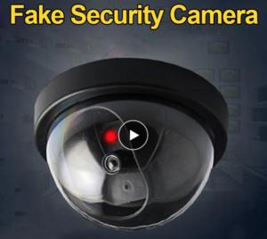 Fake Überwachungskamera
