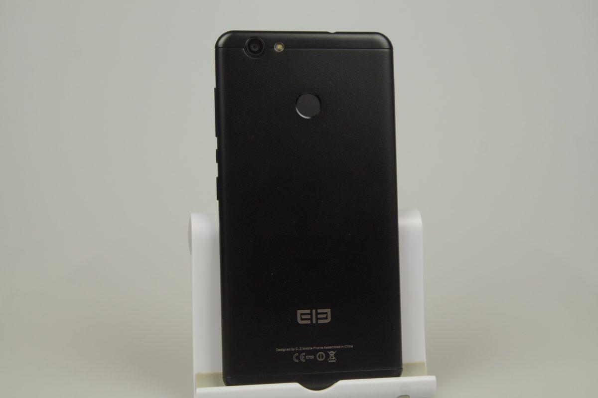 Elephone C1 Max Design Verarbeitung 5