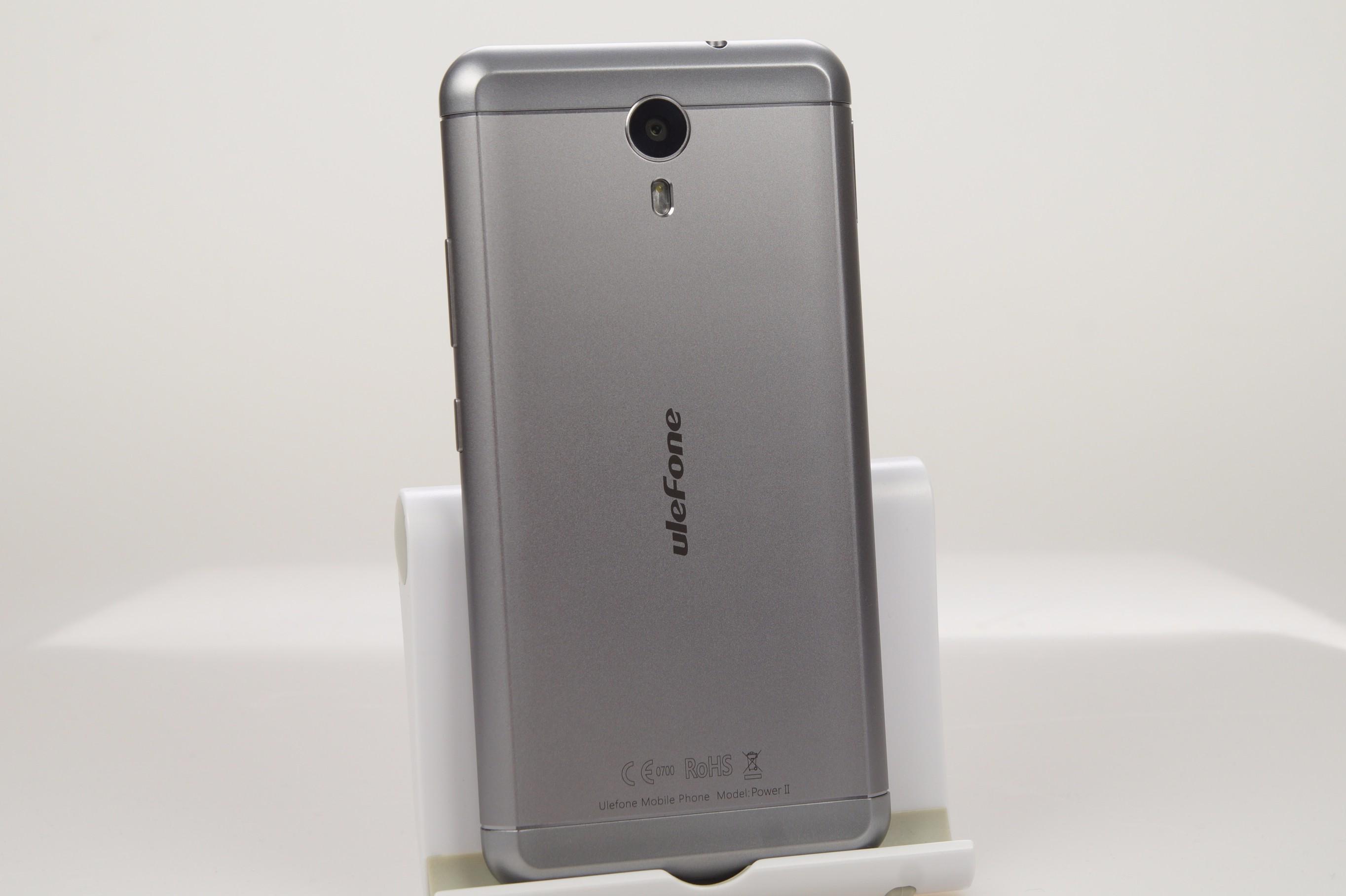 Ulefone Power 2 Design Verarbeitung 1