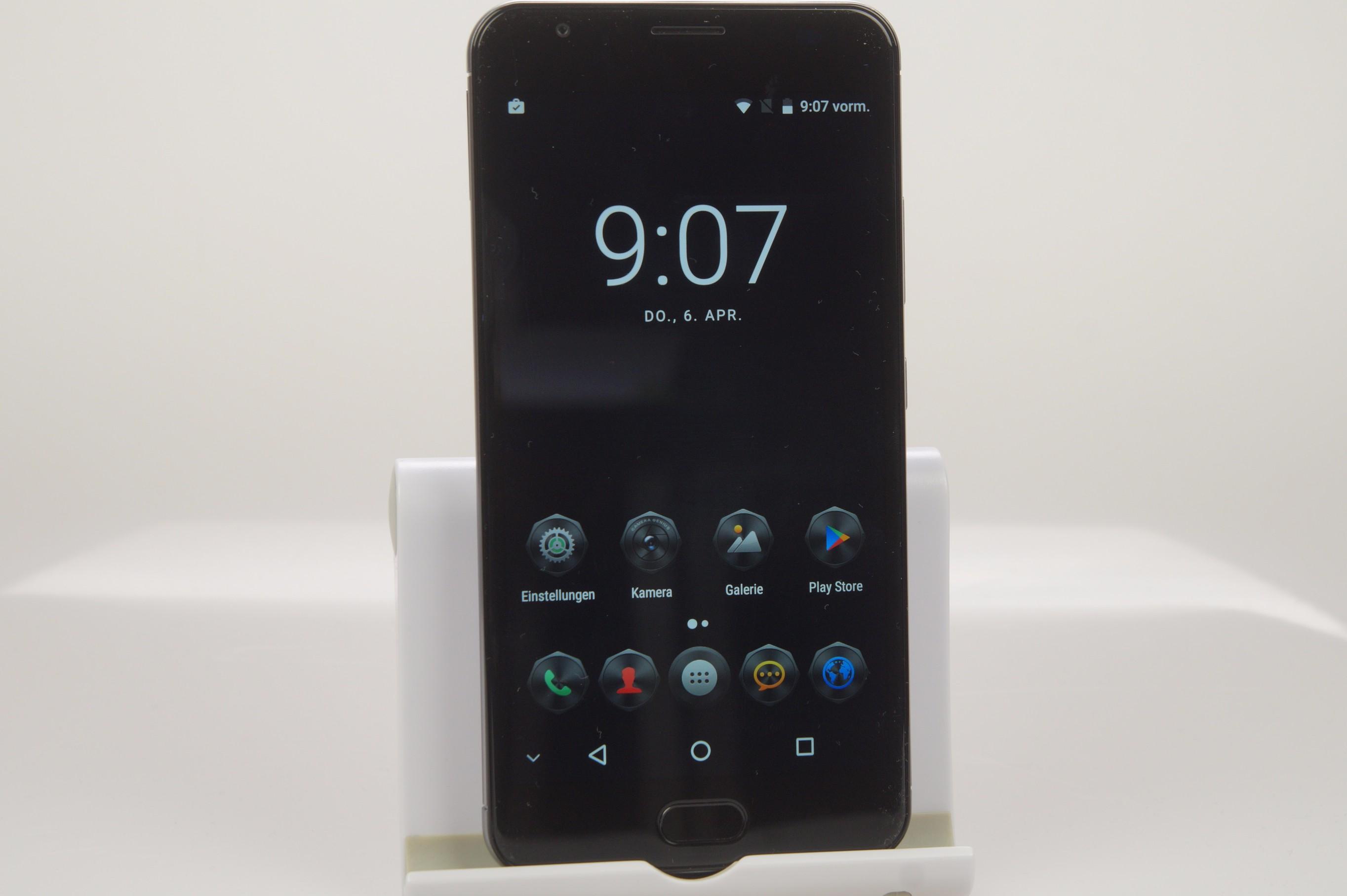 Ulefone Power 2 Design Verarbeitung 2