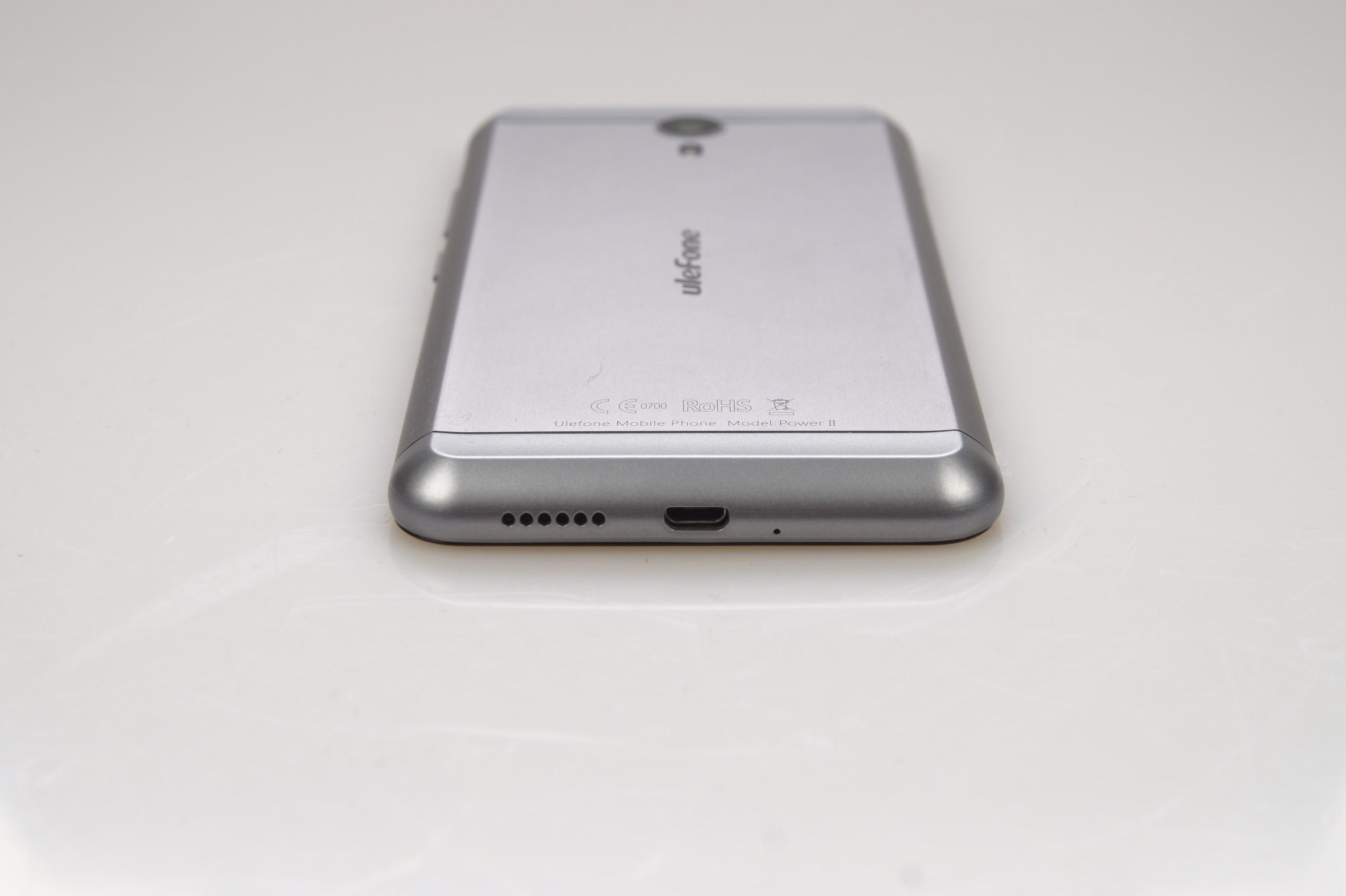 Ulefone Power 2 Design Verarbeitung 3