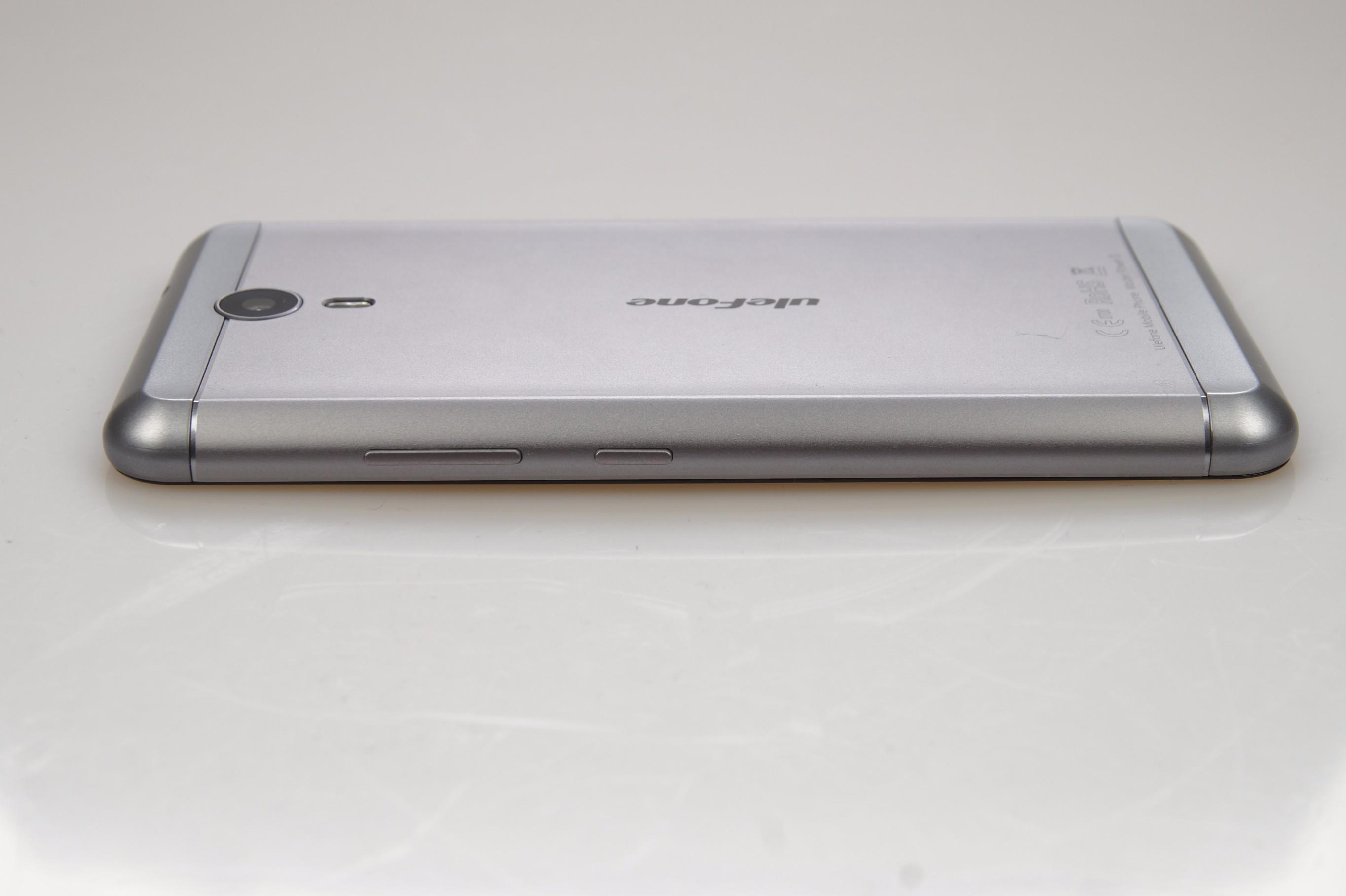 Ulefone Power 2 Design Verarbeitung 4