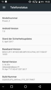 UlefonePowerII android4 169x300