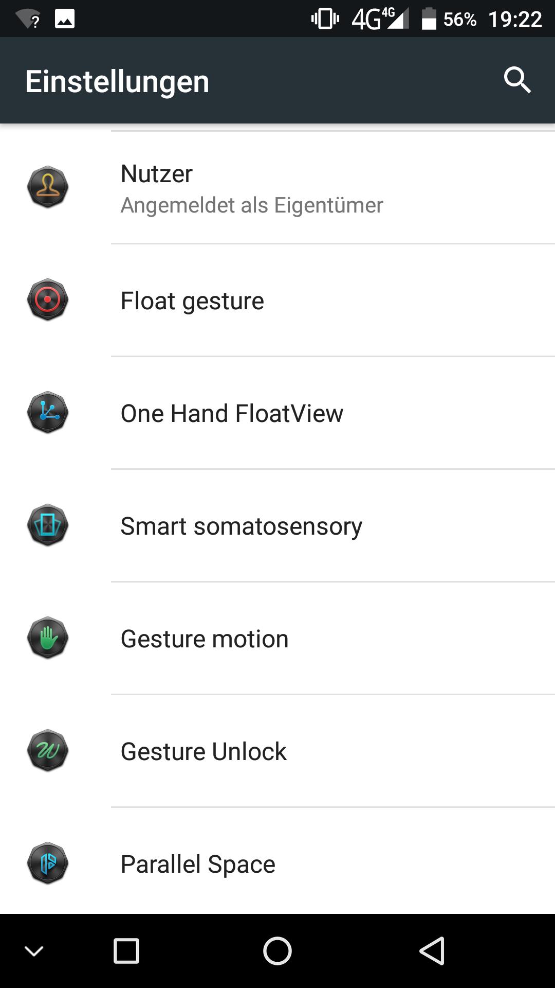 UlefonePowerII android5