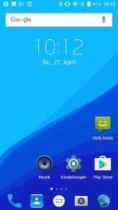 Umidigi Note C Android 7 1 169x300
