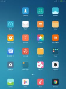 Xiaomi Mi Pad 3 MIUI 225x300