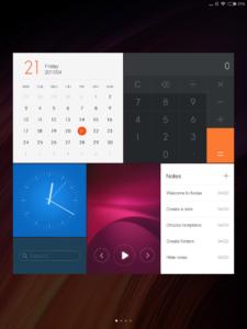 Xiaomi Mi Pad 3 MIUI V8 7