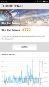 Xiaomi Mi6 3D Mark Slingshot 169x300