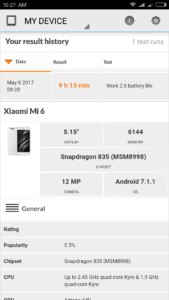 Xiaomi Mi6 AKkutest 1 169x300