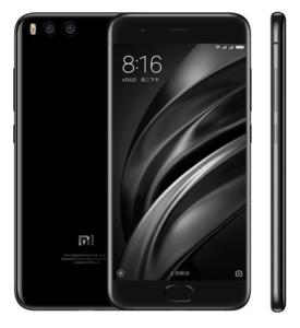 Xiaomi Mi6 Test Testbericht