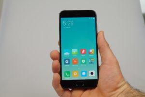 Xiaomi Mi6 Testbericht Test
