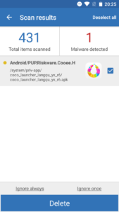 GretelA6 Malware 169x300