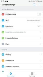 Le Pro 3 AI Android 6 2
