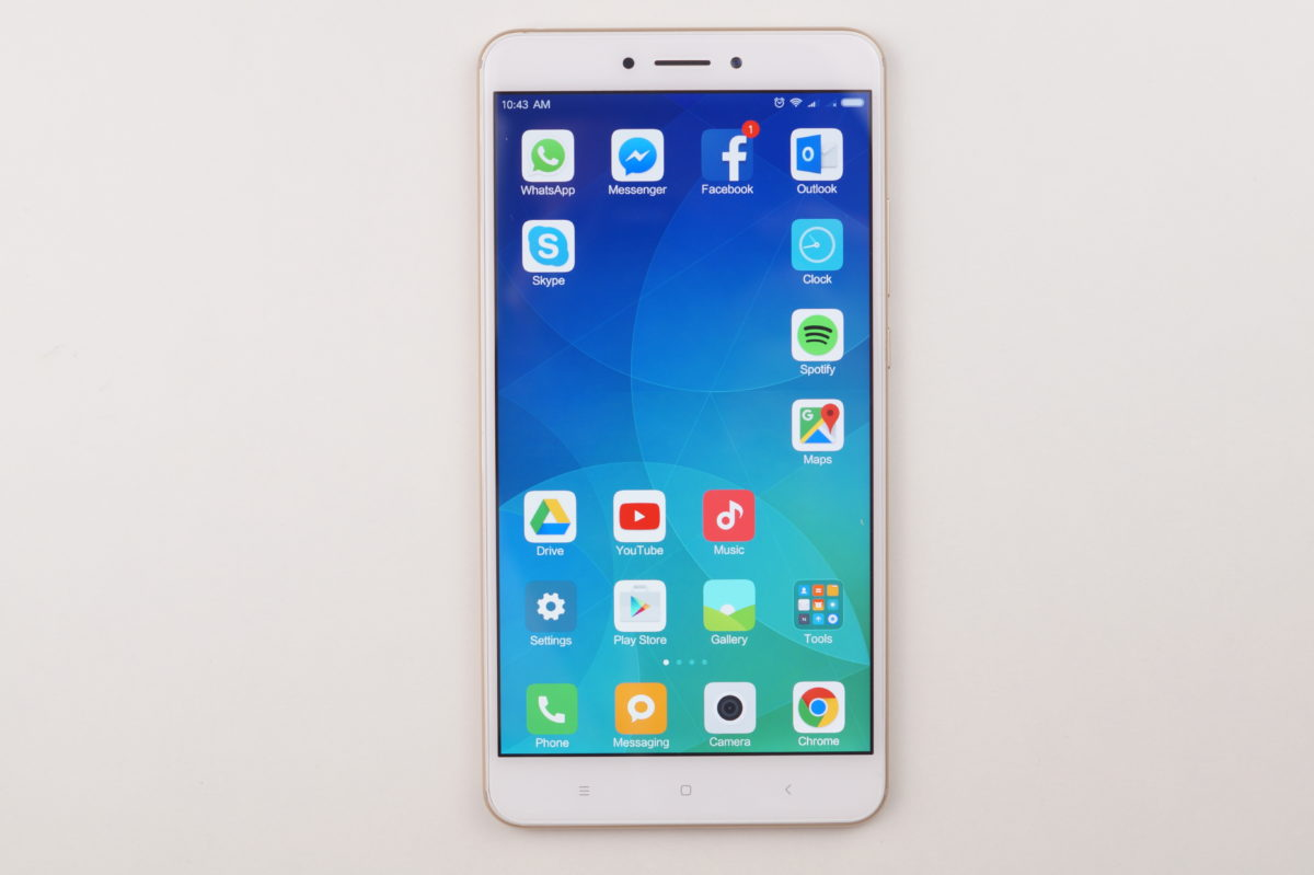 Xiaomi Max 2 9