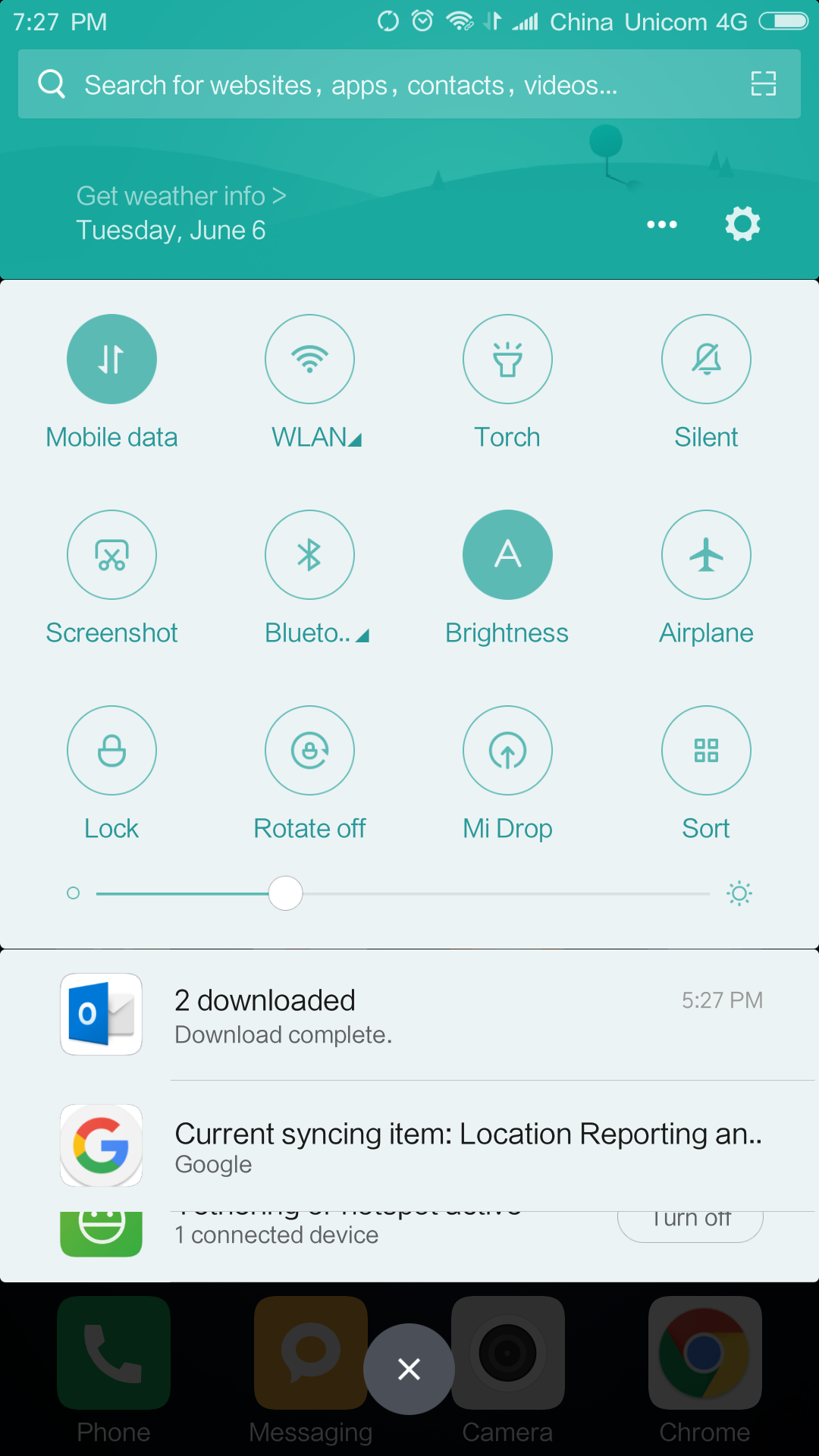 Xiaomi Mi Max 2 Android 7 3
