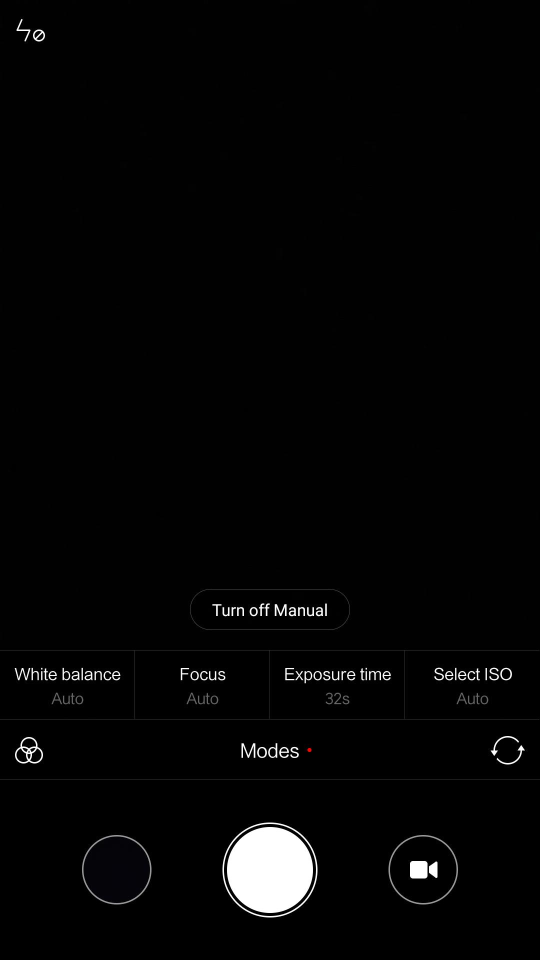 Xiaomi Mi Max 2 Camera UI 3