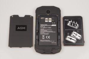 AGM A8 Design Verarbeitung 1