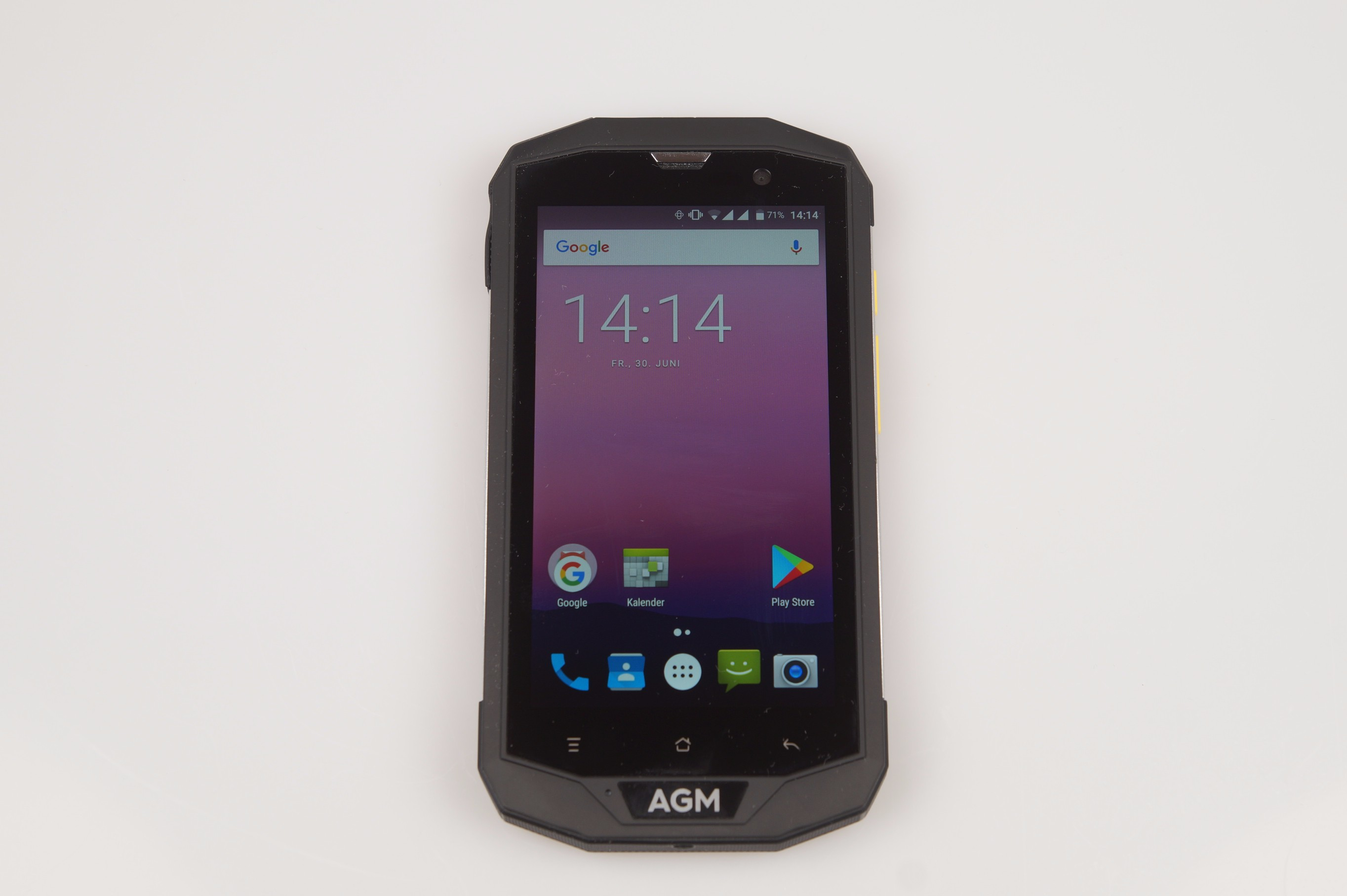 AGM A8 Display 1