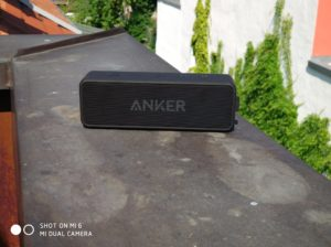 Anker Soundcore 2 Design Verarbeitung 1