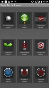Hafury Umax Sensoren