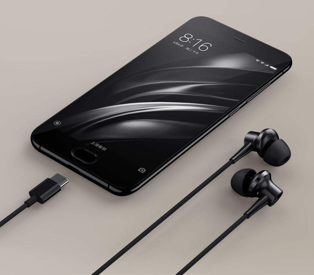 Xiaomi USB C InEars - Mi6