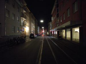 Oneplus 5 Kamera Testbild Nachtaufnahme 300x225