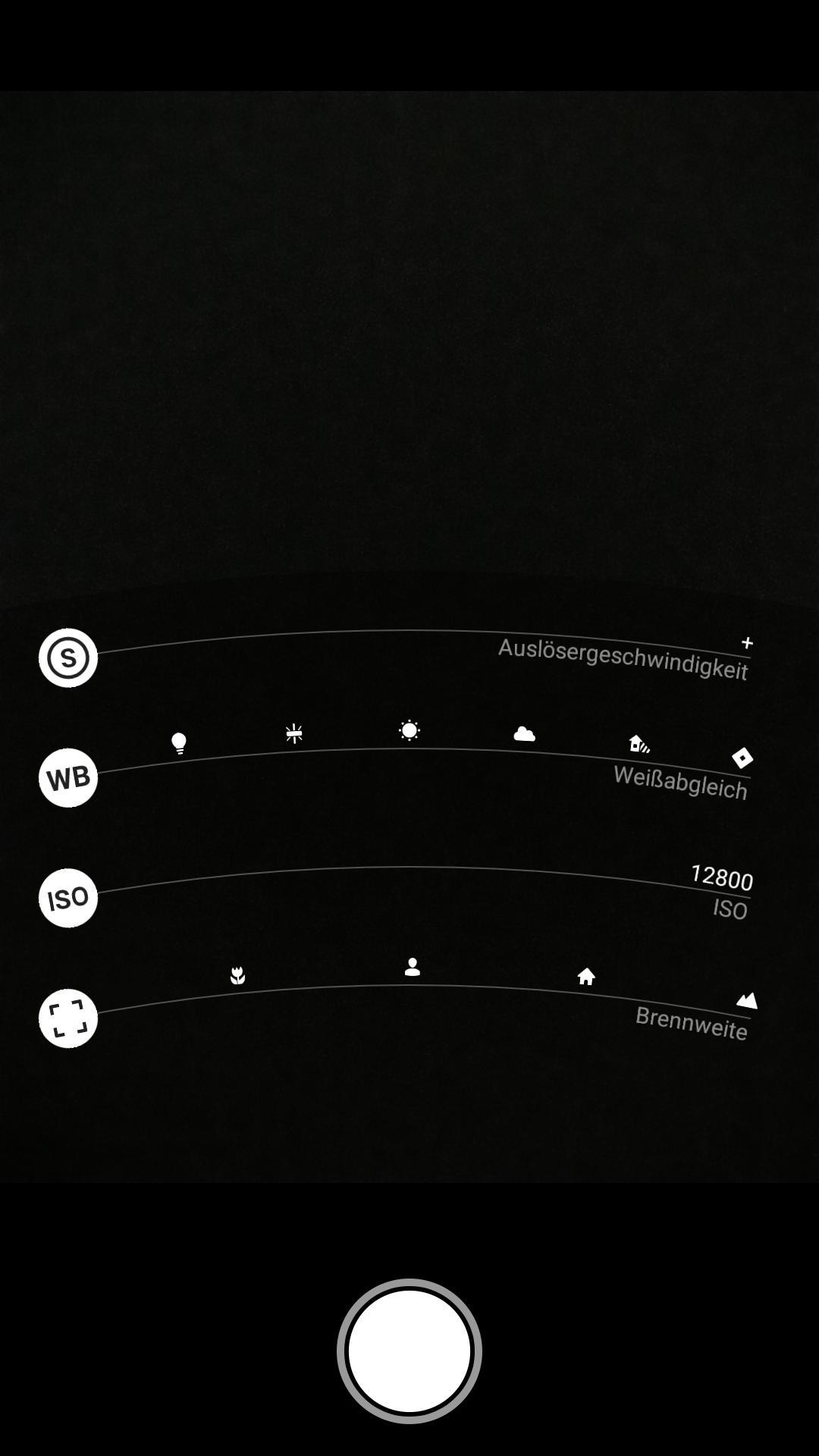 Nubia Camera UI 2