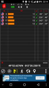 Oukitel U11 Plus GPS Empfang