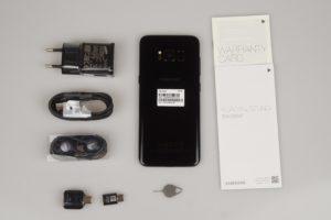 Samsung Galaxy S8 Lieferumfang