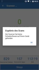 THL Knight 1 Spam Malware Viren